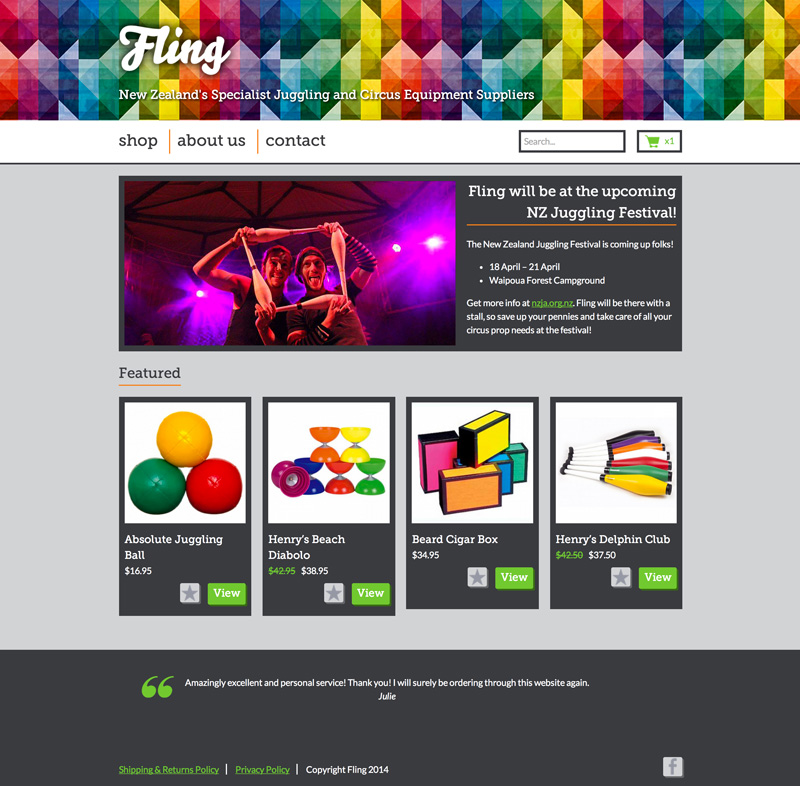 what is fling com website